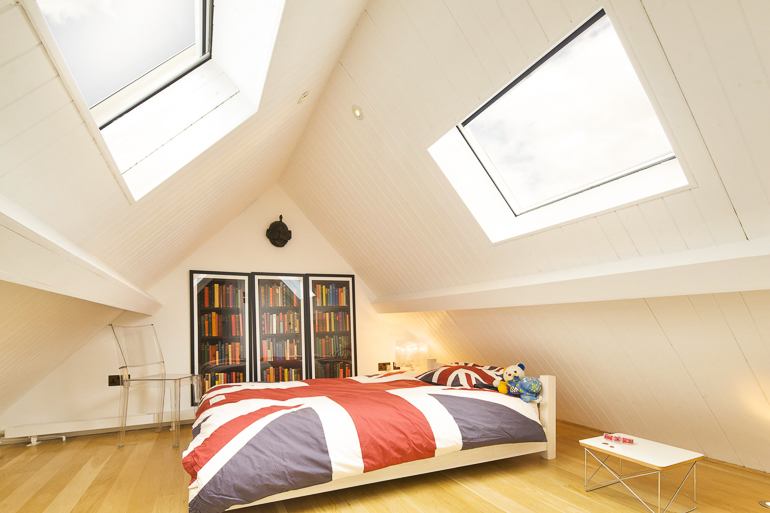 Fitzalan Rd 770px 018 1 - Loft Conversion – Choosing the Perfect Wood Flooring